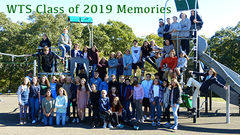 Class of 2019 Graduation Memories Video! Click here to view and download.