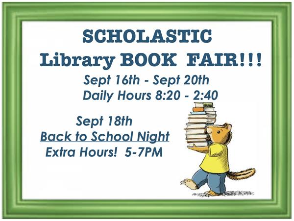 Library Book Fair