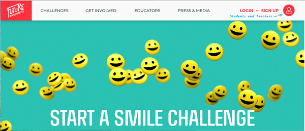 Future Engineers/Start a SMILE Challenge!